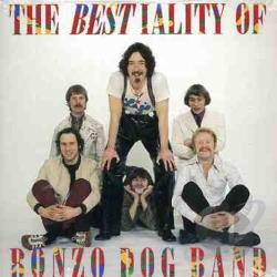 Bonzo Dog Band - Bestiality of the Bonzo Dog Band CD Cover Art