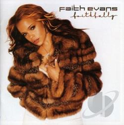 Evans, Faith - Faithfully CD Cover Art
