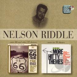 Riddle, Nelson - Route 66/More Hit TV Themes CD Cover Art