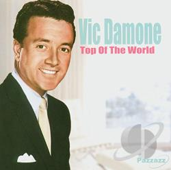 Damone, Vic - Top of the World CD Cover Art