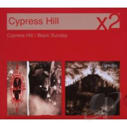 Cypress Hill - Cypress Hill/Black Sunday CD Cover Art