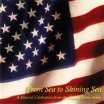 U.S. Army Band / Us Military Academy Band - From Sea to Shining Sea CD Cover Art
