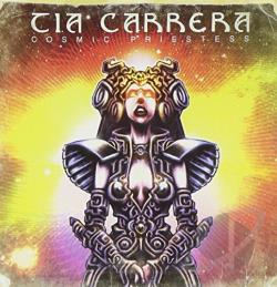 Tia Carrera - Cosmic Priestess CD Cover Art