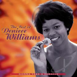Williams, Deniece - Gonna Take a Miracle: The Best of Deniece Williams CD Cover Art