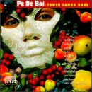 Pe De Boi - Power Samba Band CD Cover Art