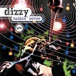 Gillespie, Dizzy - Talkin' Verve CD Cover Art
