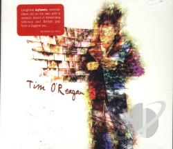 O'Reagan, Tim - Tim O'Reagan CD Cover Art