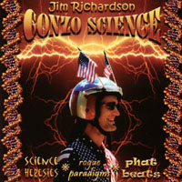 Richardson, Jim - Gonzo Science CD Cover Art