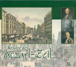 Albrechtsberger / Banfalvi - Mozart Era CD Cover Art