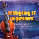 Grappelli, Stephane / Thielemans, Toots - Bringing It Together CD Cover Art