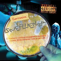 Corrosive - Sivefluenza CD Cover Art