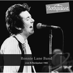 Lane, Ronnie - Live at Rockpalast CD Cover Art