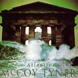 Tyner, Mccoy - Atlantis CD Cover Art