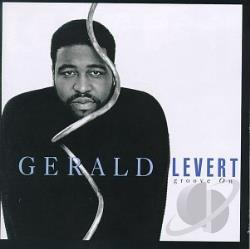 Levert, Gerald - Groove On CD Cover Art