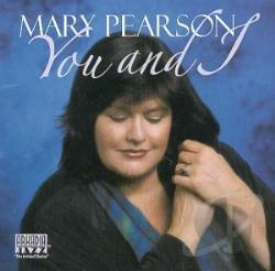 Pearson, Mary - You and I CD Cover Art