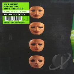Pink Floyd - Is There Anybody Out There? The Wall: Live 1980-1981 CD Cover Art