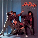 Japan - In Vogue CD Cover Art
