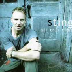 Sting - All This Time CD Cover Art