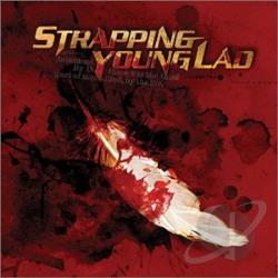Strapping Young Lad - Syl CD Cover Art