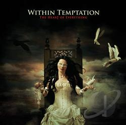 Within Temptation - Heart of Everything CD Cover Art