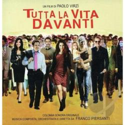 Piersanti, Franco - Tutta La Vita Davanti CD Cover Art
