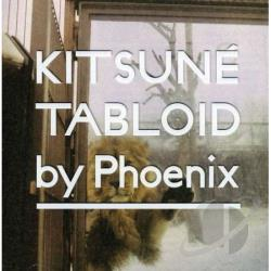 Phoenix - Kitsune Tabloid CD Cover Art
