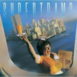 Supertramp - Breakfast in America CD Cover Art