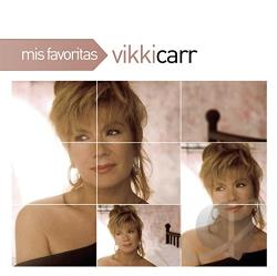 Carr, Vikki - Mis Favoritas CD Cover Art