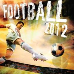 Football 2012 CD Cover Art