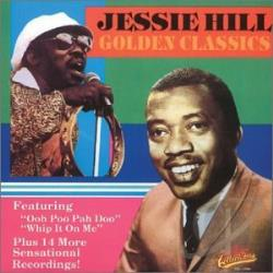 Hill, Jessie - Golden Classics CD Cover Art