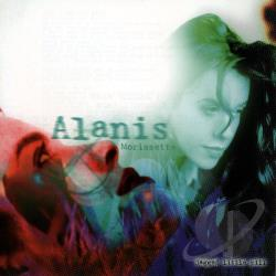 Morissette, Alanis - Jagged Little Pill CD Cover Art