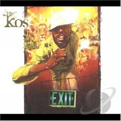K-os - Exit CD Cover Art