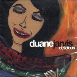 Javis, Duane - Delicious CD Cover Art