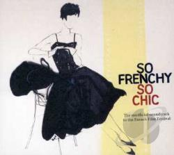 So Frenchy So Chic - So Frenchy So Chic CD Cover Art