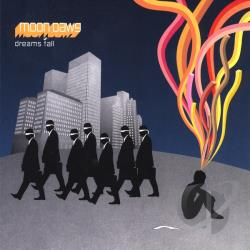 Moondawg - Dreams Fall CD Cover Art