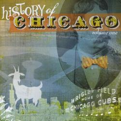 Jakus, Larry - History Of Chicago 1 CD Cover Art