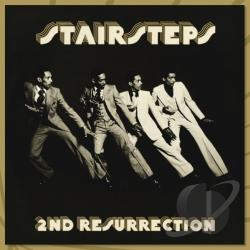 Stairsteps - 2nd Resurrection CD Cover Art