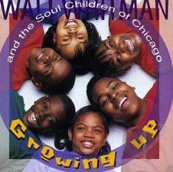 Whitman, Walt - Growing Up CD Cover Art