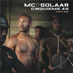MC Solaar - Cinquieme As CD Cover Art