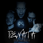 Denata - Deathtrain CD Cover Art
