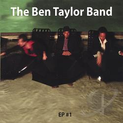 Taylor, Ben - Famous Among the Barns CD Cover Art