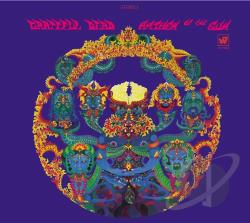 Grateful Dead - Anthem of the Sun CD Cover Art