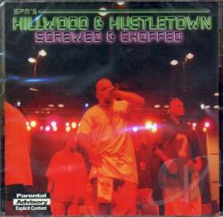 South Park Mexican - Hillwood and Hustletown CD Cover Art