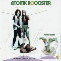 Atomic Rooster - Atomic Roooster CD Cover Art