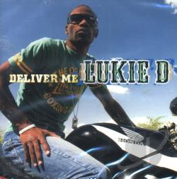 Lukie D - Deliver Me CD Cover Art