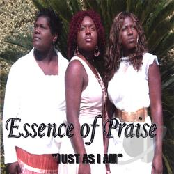 Essence Of Praise - Just As I Am CD Cover Art