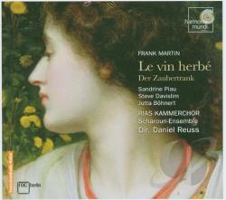 Scharoun Ensemble - Frank Martin: Le Vin Herb� CD Cover Art
