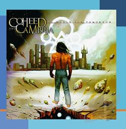 Coheed & Cambria - Good Apollo I'm Burning Star IV, Vol. 2: No World for Tomorrow CD Cover Art