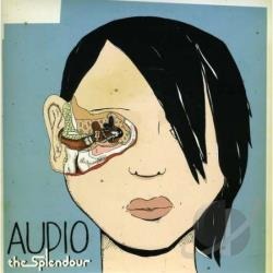 Splendour - Audio LP Cover Art
