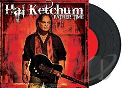 Ketchum, Hal - Father Time LP Cover Art